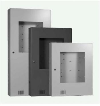 Vỏ tủ trung tâm báo cháy PCA-N3060-S/M/L-NW/R